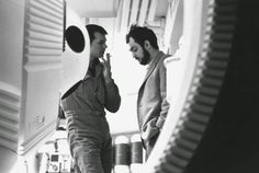 """vintage everyday: Amazing Behind the Scenes Photos from the Making of """"2001: A Space Odyssey"""""""