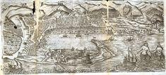 Messina, Donia, Opera, Vintage World Maps, Opera House