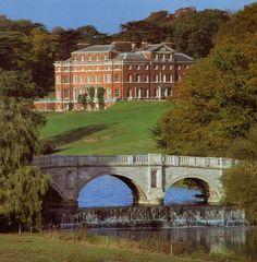 Brockett Hall, England home of my 14th and 15th g grandfathers, both Sir John Brockett.