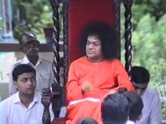 Sathya Sai Baba at Kodaikanal