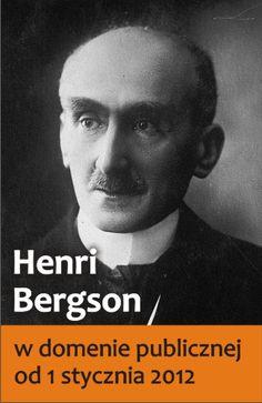 Henri Bergson (1859-1941, pisarz, filozof, noblista) by domenapubliczna.org, via Flickr