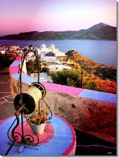 Plaka, Milos (Greece)