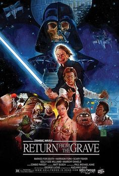 Star Wars Zombies -Return from the Grave!