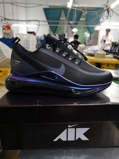 Nike Air Max 720 Black Light Reflect Men s Running Shoes - Tennis Shoes Outfit, Nike Tennis Shoes, Running Shoes For Men, Mens Running, Nike Running, Adidas Supernova, Nike Kicks, Nike Outfits, Fall Shoes