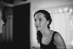 Preparativos de una novia muy tranquila #Portrait  Fotografía boda mallorca