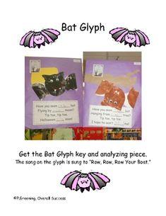 Bat Glyph- Free