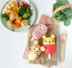 Arranca el dia con la magia de Disney y whini pooh