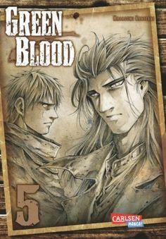 Masasumi Kakizaki - Green Blood (Band 5) 4.5/5 Sterne