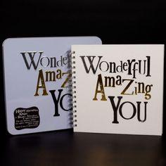 Wonderful Amazing You