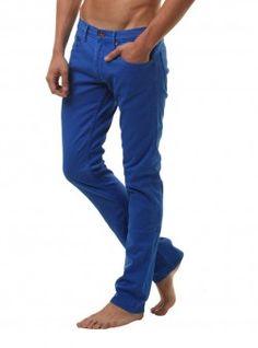 Adam - Skinny fit, Mid Rise, LYCRA® Stretch Pants