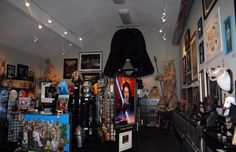 A Visit to Rancho Obi-Wan, The World's Largest Private Star Wars Collection
