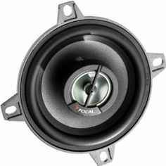 Focal Polyglass 100 CVX 4-Inch Coaxial Speaker Kit by Focal. Save 30 Off!. $209.99. The 100 CVX is a 4 inch coaxial speaker from the Polyglass line of Focal speakers and features an innovative built-in 12db/octave audiophile crossover, which adds no mounting depth to the design. This crossover is constructed using polypropylene capacitors and air core inductors for an extremely dynamic and neutral sound. The unique Polyglass cone is made from a layer of hollow glass micro-spheres ...