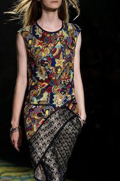 Dries Van Noten, S/S 2015 * What I Would Wear * The Inner Interiorista
