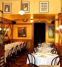 Le Gigot, West Village, NYC. One of the best French restaurants in New York!