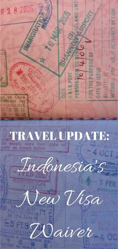 As of the 21st of March this year, Indonesia will allow citizens of Australia, and many other nations, to enter Indonesia visa-free for up to 30 days. This means that there is no need for Australian passport holders to obtain an Indonesian visa before their trip. Instead, Australian visitors, along with a handful of other nationalities, will automatically be granted 30 days of visa-free travel
