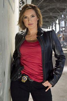 Olivia Benson- Law and Order SVU