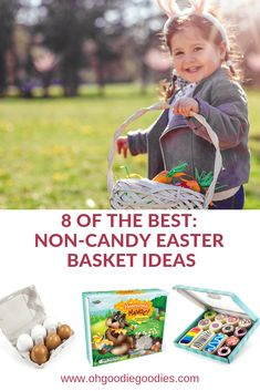 Non-Candy Easter Basket Ideas: All of the Easter fun. None of the sugar meltdown! Easter Gift Baskets, 2 Year Olds, Basket Ideas, Honeycomb, Good Times, Feel Good, Parenting, Sugar, Candy