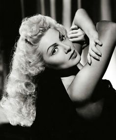 Lana Turner 1921-1995 (Age 74) Died from Throat Cancer