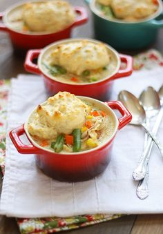 Chicken & dumplings, mmmm. I'm going to look up how to make the dumpling gluten free and chow down!
