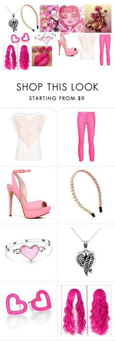 """""""after ever after high c.a. cupid"""" by phoenix-fox ❤ liked on Polyvore featuring J Brand, ALDO, Bling Jewelry, Jewel Exclusive and Marc by Marc Jacobs"""