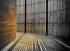 Chapel of Reconciliation Berlin - martin rauch Light Shadow Architecture, Architecture Concept Drawings, Gothic Architecture, Beautiful Architecture, Architecture Details, Interior Architecture, Light Architecture, Luz Natural, Natural Light