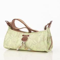 Pilsen Bungee Crossbody Bag in Minty Fanfare