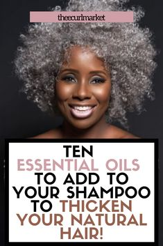 The Best Essential Oils For Black Hair Growth