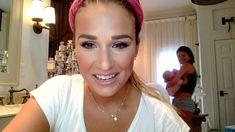 Jessie James Decker& wearing our Talk Southern to me tee in her latest makeup tutorial! Love Makeup, Beauty Makeup, Makeup Looks, Hair Beauty, Makeup Haul, Amazing Makeup, Beauty Secrets, Beauty Hacks, Beauty Tips
