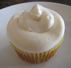 Gluten Free Lemon Cupcakes w/ Lemon Frosting