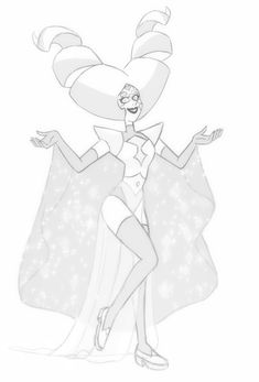 yourfriendlygreenhexagon said: Since we finally got White Diamond and her oh-so-creepy pearl. Have you thought about doing their eerie Aura Quartz? Steven Universe Lapis, Steven Universe Wallpaper, Steven Universe Drawing, Pink Diamond Steven Universe, Universe Images, Universe Art, Gem Fusions, Steven Universe Characters, Steven Univese