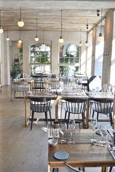 Höst Restaurant In Copenhagen • Happy Interior Blog • Photography by Igor Josifovic