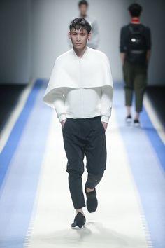 Ye's Fall/winter 2016 - Shanghai Fashion Week