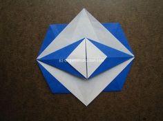 Origami Simple Tato Step 35