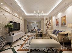 neoclassicical interiors/images | ... room interior design chinese neoclassical living room interior design