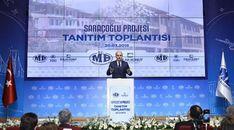 Kültür ve Turizm Bakanı Numan Kurtulmuş, 'Büyükşehirlerimizin, giderek daha büyük bir yük haline gelen şehir rantlarının