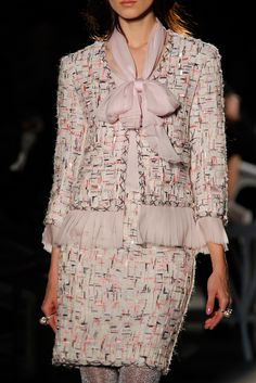 Chanel Fall 2012 Couture - Details - Gallery - Style.com