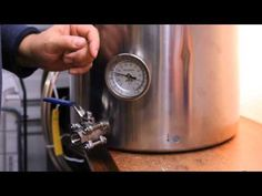 BobbyFromNJ Part 3 Brew Kettle Build - Install components and wrap up - YouTube