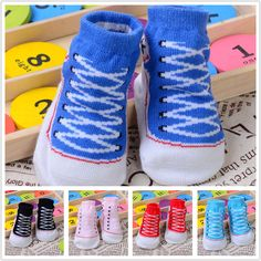 >> Click to Buy << 0-12 months Newborn socks Lovely footwear baby socks baby socks spring/summer baby cotton hosiery for solid floor #Affiliate