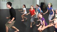 Hip Hop Dance Lesson - Contemporary Hip Hop Steps and Moves Dance Workshop