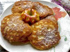 Jogurtowe racuchy z jabłkami - Blog z apetytem Polish Recipes, French Toast, Grilling, Muffin, Healthy Recipes, Healthy Food, Cooking, Breakfast, Blog