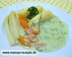 Schnelle Kräutersoße | Mamas Rezepte - mit Bild und Kalorienangaben