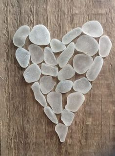Image result for beach glass and pebble art with sand