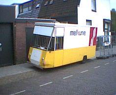 Milkgrocer van