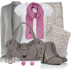Loungin Leopard :)