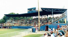 Burlington Athletic Stadium, Burlington, NC