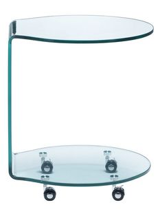 Mission Side Table by Zuo at Gilt