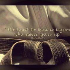 Martial Arts Motivation