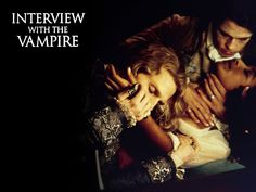 INTERVIEW WITH A VAMPIRE - With Tom Cruise, Brad Pitt & Kirsten Dunst... A great movie! #cinema #movie