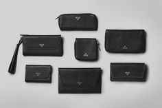 Black is the new Black. Wallets for every style. mattandnat.com/