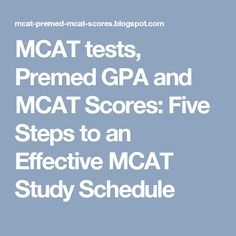 66 Best MCAT images in 2018 | Med school, Medical, Mcat study tips